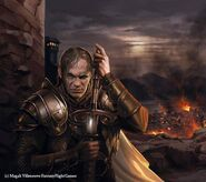The Hound by Magali Villeneuve, Fantasy Flight Games©