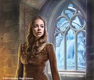 Alayne by Drazenka Kimpel©, (2014) Fantasy Flight Games