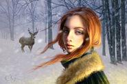 Sansa by quickreaver, Fantasy Flight Games©