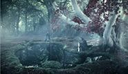 Bosque de Dioses Invernalia