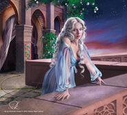 Daenerys Targaryen by Drazenka Kimpel©, (2016) Fantasy Flight Games