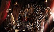 Iron Throne by Alexandre Dainche, Fantasy Flight Games©