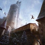 Winterfell by Marc Simonetti©