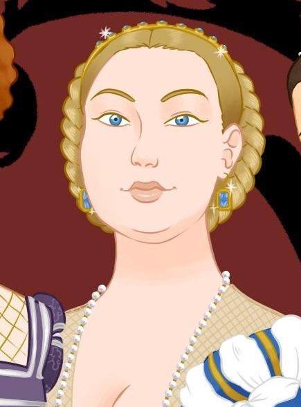 Alys Arryn, esposa de Rhaegel Targaryen