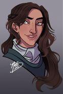 Lyanna Stark by Naomi©