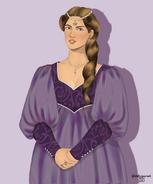 Lady Dyanna Dayne by Chillyravenart©