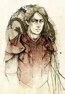 Rhaegar Targaryen by Elia Mervi©