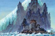 Guardiaoriente del Mar by Franz Miklis, Fantasy Flight Games©