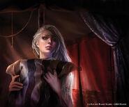 Daenerys Targaryen (2) by Magali Villeneuve, Fantasy Flight Games©
