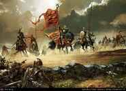 Army of Scorpions by Tomasz Jedruzek, Fantasy Flight Games©