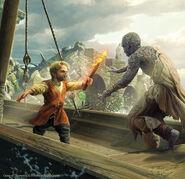 Tyrion by Joshua Cairós, Fantasy Flight Games©