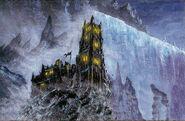 Torre Sombría by Franz Miklis, Fantasy Flight Games©