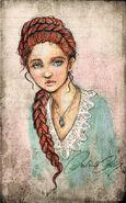 Sansa Stark 2 by Duhita Das©