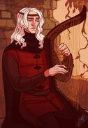 Rhaegar Targaryen by Naomi©