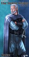 Maekar Targaryen by Amoka