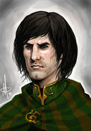 Renly Baratheon by mattolsonart©