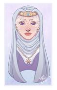 Queen Naerys Targaryen by Naomi©