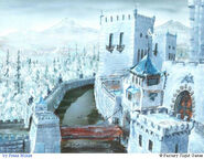 Winterfell by Franz Miklis, Fantasy Flight Games©