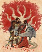 Blackwood Stark marriage by Cecilia Latella©