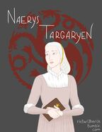 Naerys Targaryen by Riotarttherite©