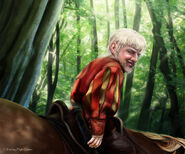 Tyrion Lannister by Tiziano Baracchi, Fantasy Flight Games©