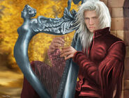 Rhaegar Targaryen by M. L. Giliberti©