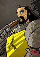 Robert Baratheon 2 by The Mico©