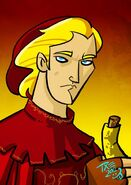 Lancel Lannister by The Mico©