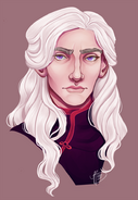 Rhaegar by Naomi©
