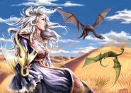 Daenerys Targaryen by Mathia Arkoniel©