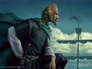 Paxter Redwyne by Chris Dien, Fantasy Flight Games©