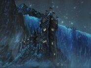 Shadow Tower by Franz Miklis, Fantasy Flight Games©