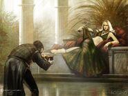 Dany Qarth by Tomasz Jedruzek, Fantasy Flight Games©