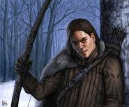 Theon Greyjoy by Felicia Cano, Fantasy Flight Games©