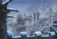 Invernalia by Franz Miklis, Fantasy Flight Games©