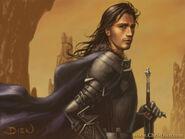 Renly Baratheon by Chris Dien, Fantasy Flight Games©