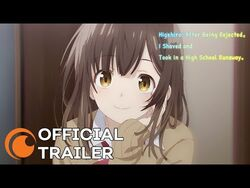 Higehiro- After Being Rejected, I Shaved and Took in a High School Runaway - OFFICIAL TRAILER