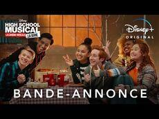 High School Musical - La Comédie Musicale - La série, saison 2 - Bande-annonce (VOST) - Disney+