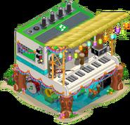 Upgraded Musician Hangout Summer