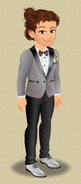 WES MAKEOVER (FORMAL WES OUTFIT)