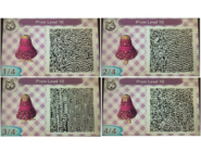 Prom Level 10 QR Code - Animal Crossing- New Leaf