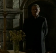 Kanwulf meets Macleod in the church