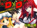 High School DxD (light novels)