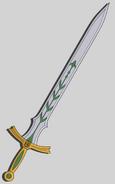 Excalibur Blessing Hero