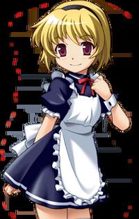 Satoko Dienstmädchen