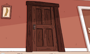 The House in the Woods - A door to Hilda's House