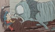 Salt Lion graphic novel