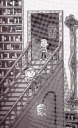 Library - Hilda and the Ghost Ship
