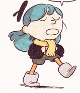 Hilda outfit Stone Forest