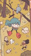 Hilda, David and Frida graphic novels